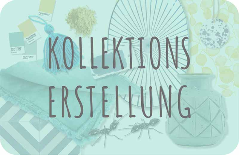 Maike Kostermann Kollektionserstellung